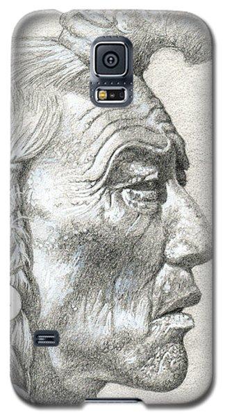 Cheyenne Medicine Man Galaxy S5 Case