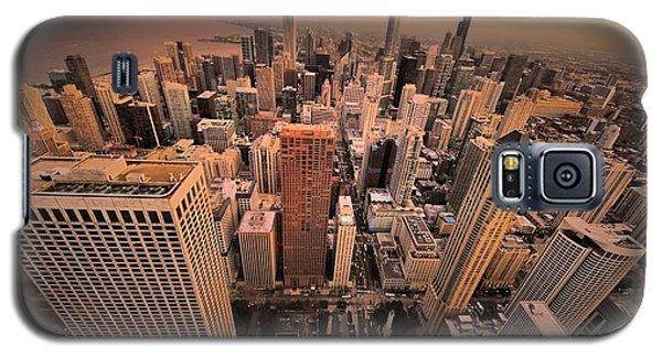 Chicago Skyline Galaxy S5 Case