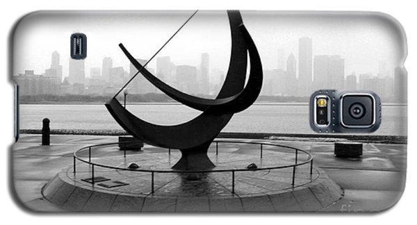 Chicago Adler Planetarium City View Galaxy S5 Case
