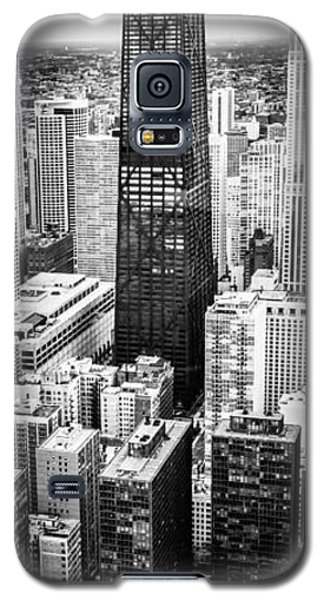 Chicago Aerial Vertical Panoramic Picture Galaxy S5 Case