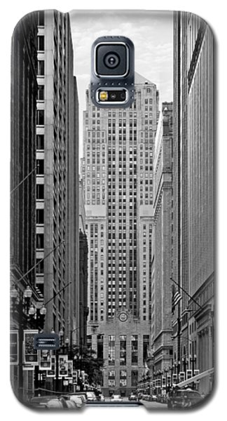 Chicago Board Of Trade Galaxy S5 Case by Christine Till