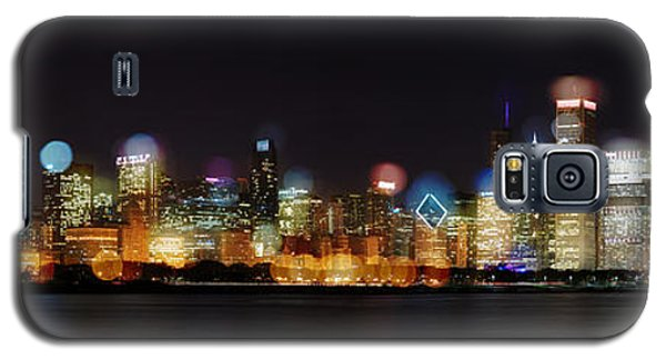Chicago Bokeh Galaxy S5 Case