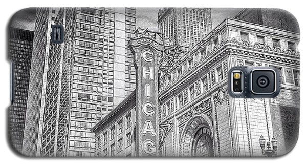 City Galaxy S5 Case - #chicago #chicagogram #chicagotheatre by Paul Velgos