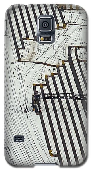 Chicago Composition Galaxy S5 Case