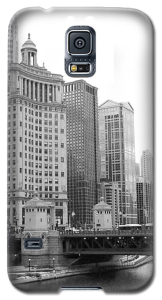 Chicago Downtown 2 Galaxy S5 Case