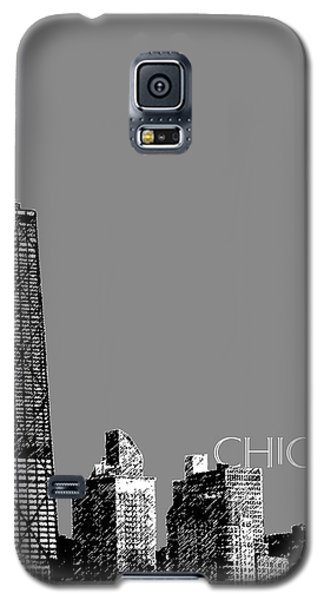 Chicago Hancock Building - Pewter Galaxy S5 Case by DB Artist