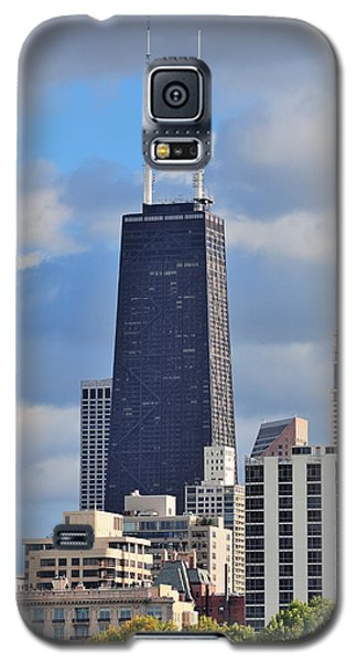 Chicago Hancock Building Galaxy S5 Case