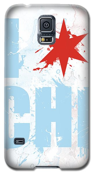 Chicago Love Too Galaxy S5 Case