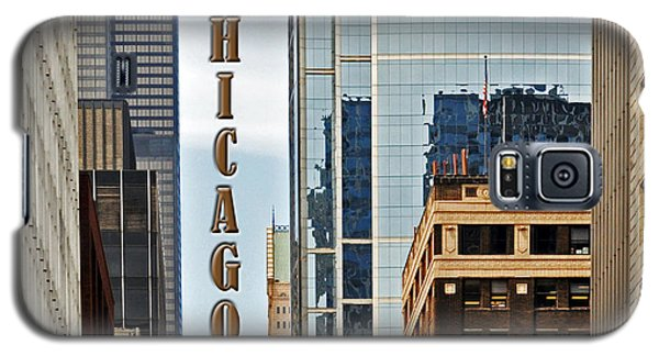 Chicago  Galaxy S5 Case by Lydia Holly