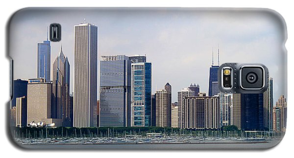 Chicago Panorama Galaxy S5 Case