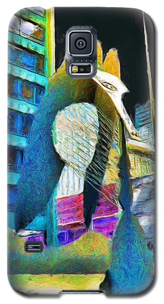 Chicago Picasso Galaxy S5 Case