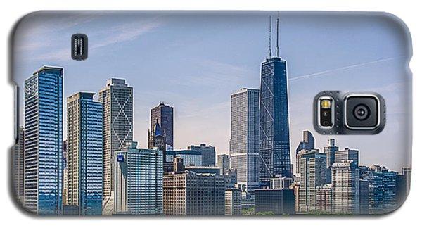 Chicago Skyline North View Galaxy S5 Case
