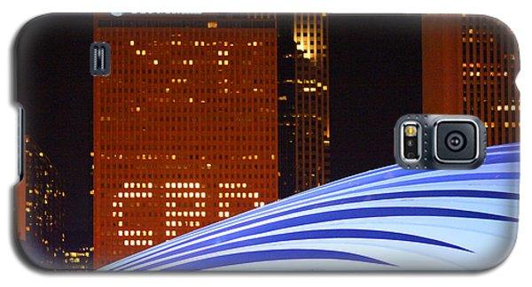 Chicago Skyline Orb Galaxy S5 Case