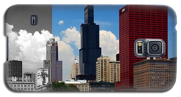 Chicago Skyline Sears Tower Galaxy S5 Case