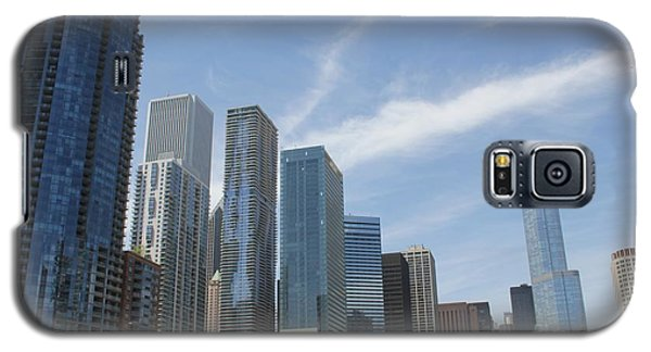 Chicago Skyscrapers Galaxy S5 Case
