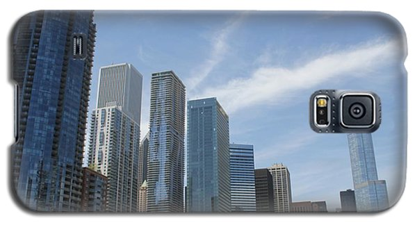 Chicago Skyscrapers Galaxy S5 Case