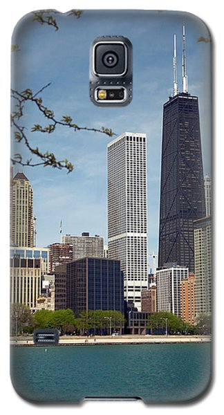 Chicago Spring Galaxy S5 Case