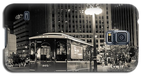 Chicago Trolly Stop Galaxy S5 Case