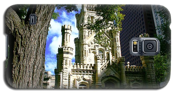 Chicago Water Tower Castle Galaxy S5 Case