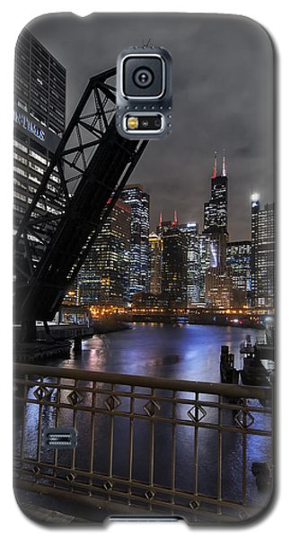 Chicago's Grand Canyon Galaxy S5 Case by Sean Foster