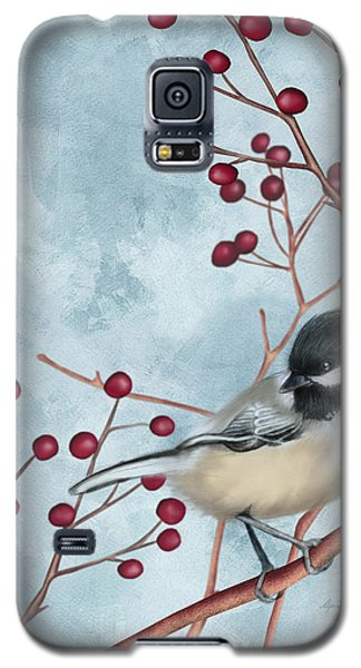Chickadee I Galaxy S5 Case