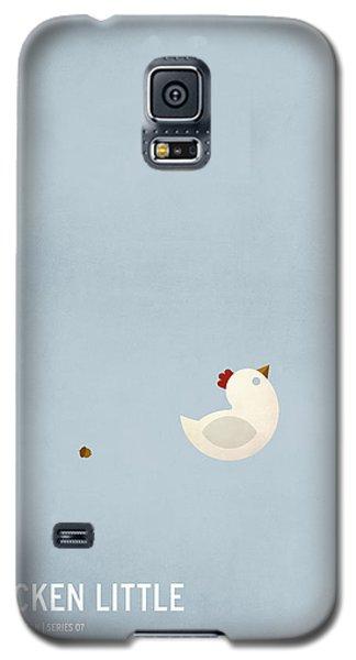 Chicken Little Galaxy S5 Case