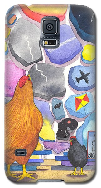 Chicken Littles Sky Collection Galaxy S5 Case