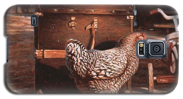 Chicken With Trunk Galaxy S5 Case