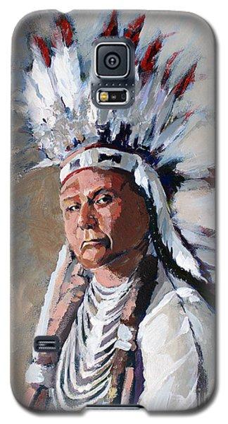 Chief Joseph Galaxy S5 Case