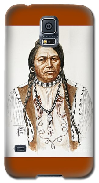 Chief Ouray Galaxy S5 Case