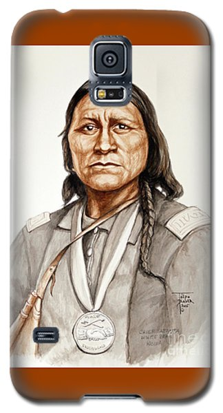 Chief Satanta Galaxy S5 Case