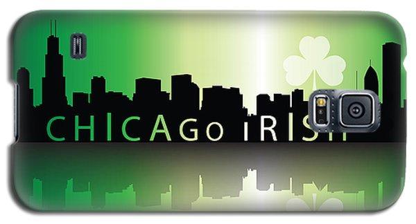 Chigago Irish Galaxy S5 Case by Ireland Calling