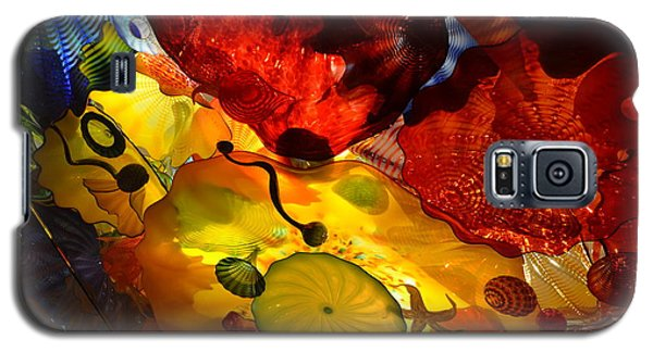 Chihuly-5 Galaxy S5 Case by Dean Ferreira