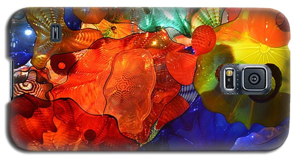 Chihuly-8 Galaxy S5 Case by Dean Ferreira