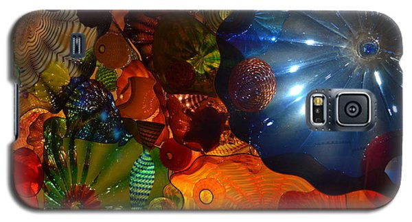 Chihuly-9 Galaxy S5 Case by Dean Ferreira