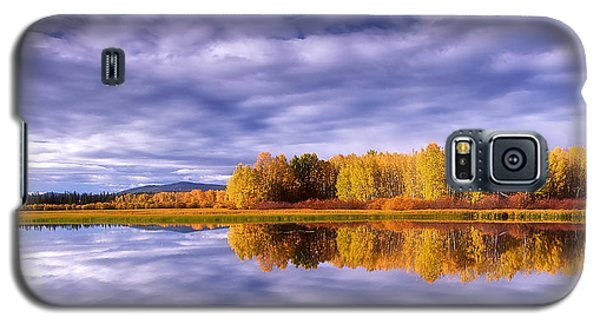 Chilcotin Autumn  Galaxy S5 Case