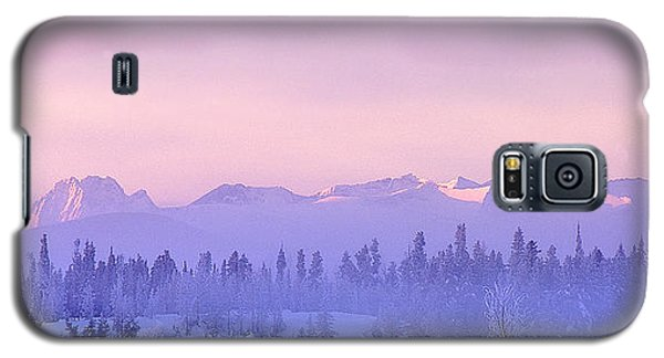 Chilcotin Morning Galaxy S5 Case