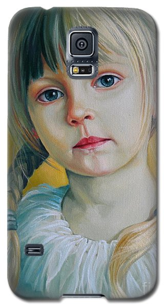Child Galaxy S5 Case by Elena Oleniuc