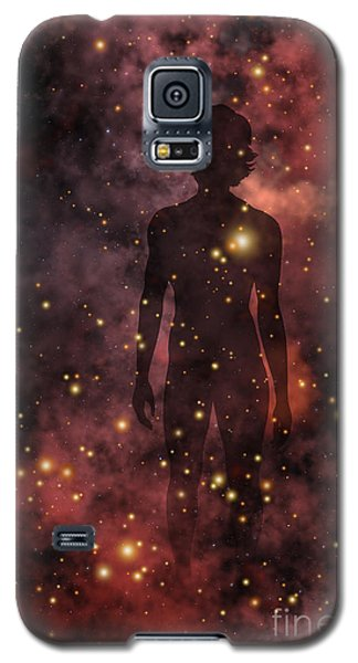 Child Of The Cosmos Galaxy S5 Case