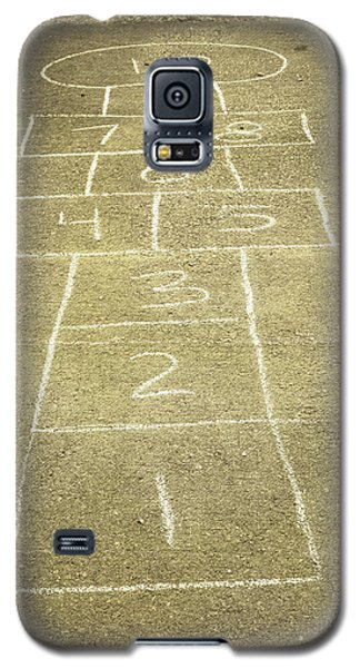 Childhood Games Galaxy S5 Case