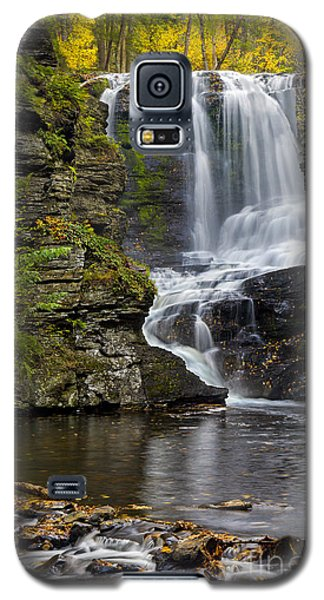 Childs Park Waterfall Galaxy S5 Case