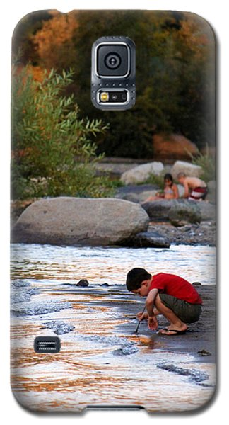 Galaxy S5 Case featuring the photograph Childs Play by Melanie Lankford Photography