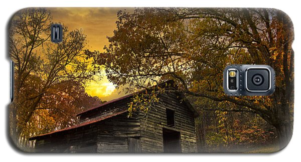 Chill Of An Early Fall Galaxy S5 Case by Debra and Dave Vanderlaan