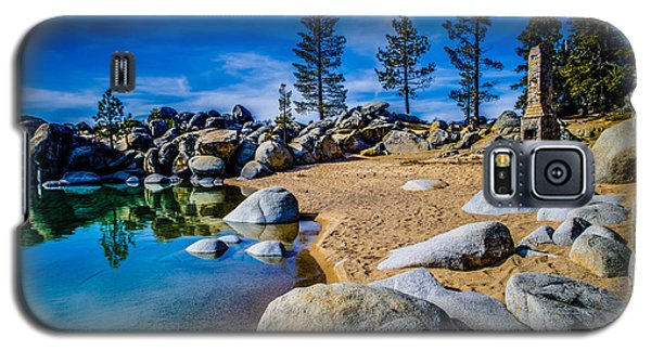 Chimney Beach Lake Tahoe Galaxy S5 Case