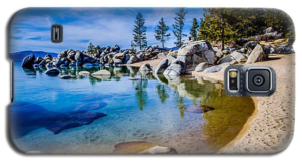 Chimney Beach Lake Tahoe Shoreline Galaxy S5 Case