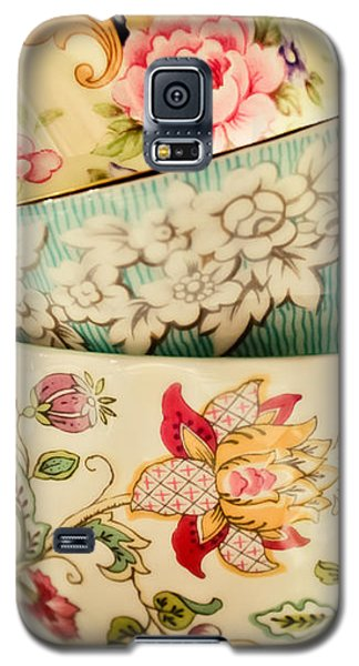 China Cups Galaxy S5 Case by Colleen Kammerer
