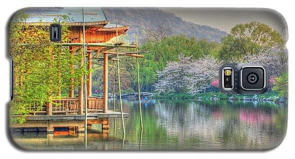 China Lake House Galaxy S5 Case