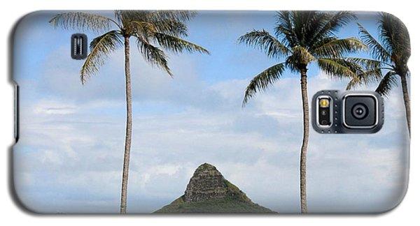 Chinaman's Hat - Oahu Hawai'i Galaxy S5 Case