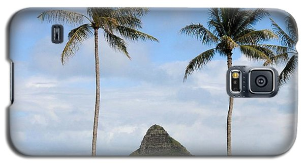 Chinaman's Hat - Oahu Hawai'i Galaxy S5 Case