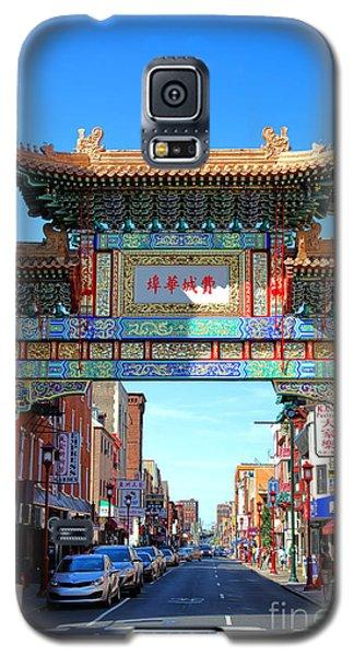 Chinatown Friendship Gate Galaxy S5 Case